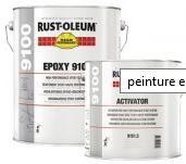 Peinture époxy antirouille