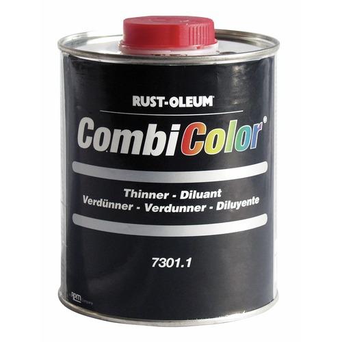 Diluant peinture antirouille