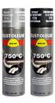 Peinture Hard Hat 7715 ou 7778 Haute Temperature Rust Oleum