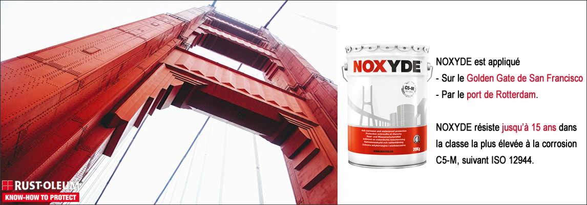 Découvrez NOXYDE, la protection anti-corrosion ultime